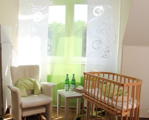 Geburtsstation, Stillzimmer