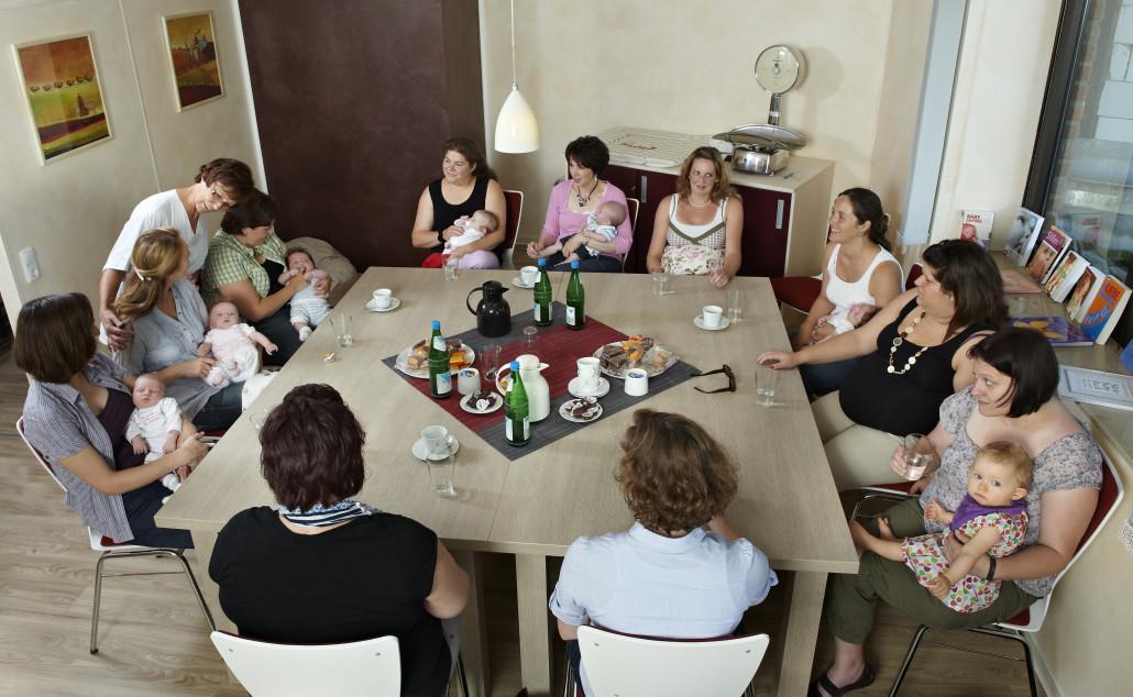 Mütter- und Babycafé
