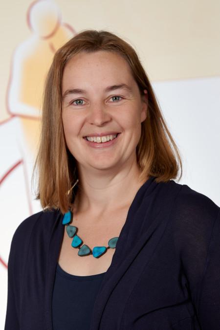 Christina Beitlich, Hebamme