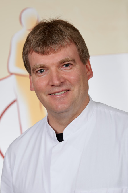 Dr. Thomas Baltus, Oberarzt Anästhesie