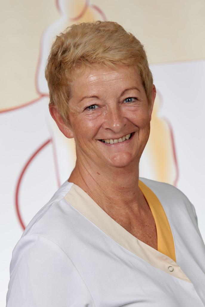 Bruni Maiss, Breast Care Nurse