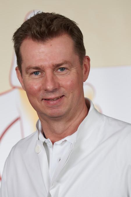 Helmut Wiese, Oberarzt Anästhesie