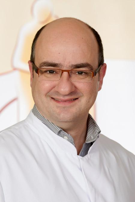 Dr. Athanasios Karagiannis, Oberarzt Chirurgie