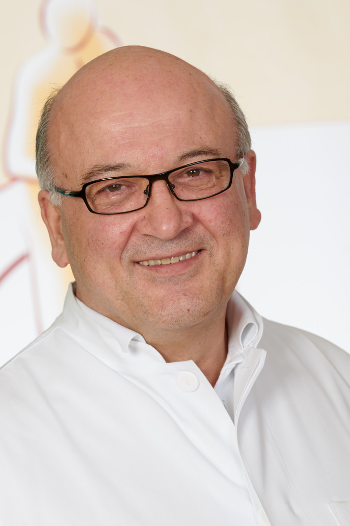 Dr. Nikolaos Mastragelopulos, Chefarzt Chirurgie