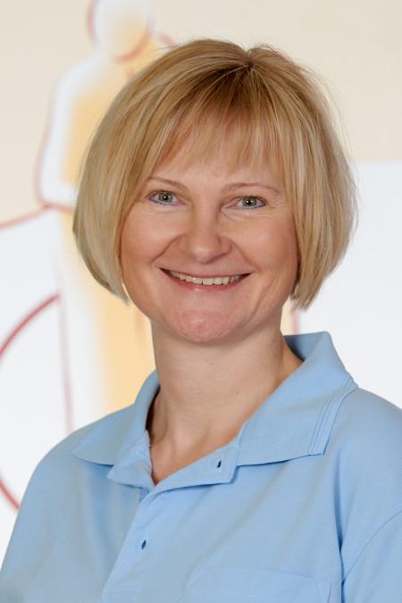 Sabine Müller, Physio