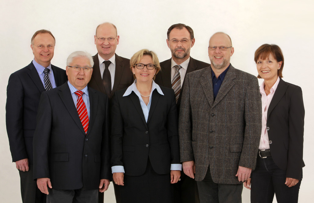 Vorstand des Förderverein der Palliativstation e.V.