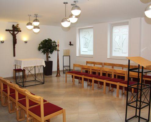 Kapelle Krankenhaus