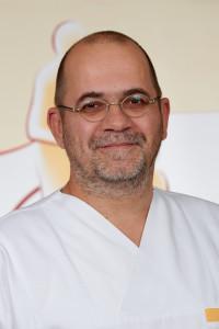 Peter Mouton, Patientenbegleiter