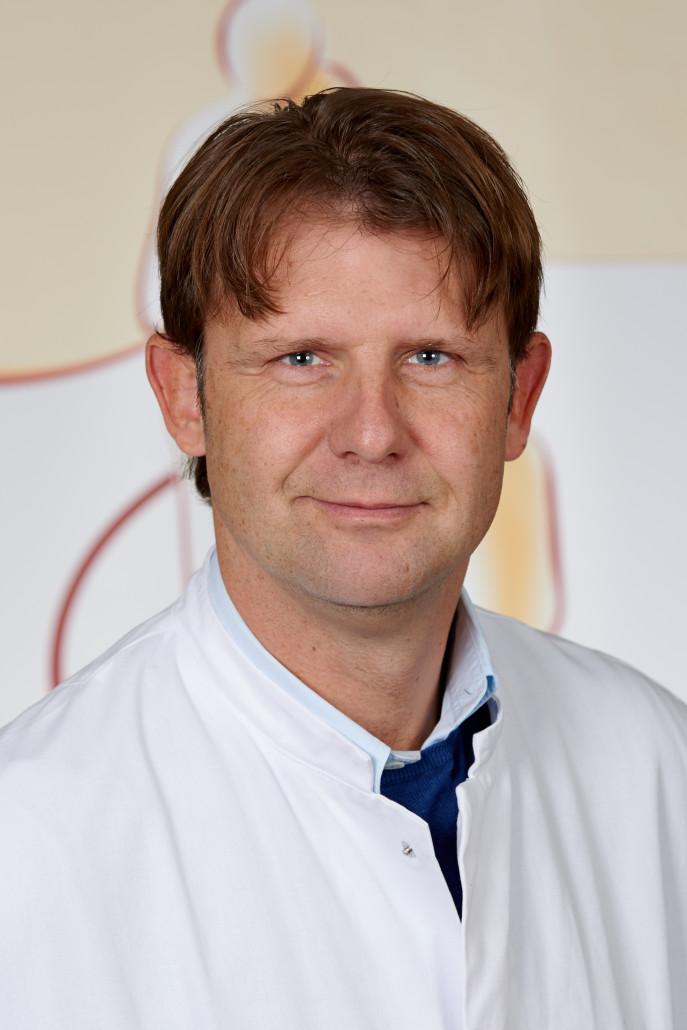 Dr. Günter Mertens, Chefarzt Innere Medizin