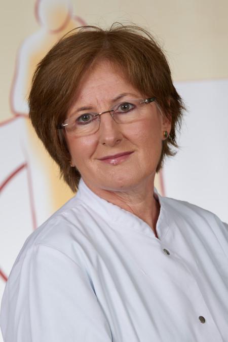 Irena Korczowski, Oberärztin Anästhesie