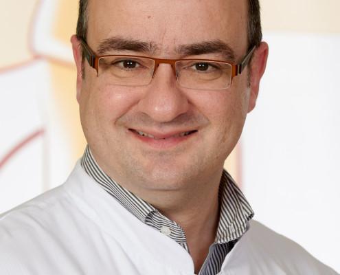 Dr. Athanasios Karagiannis, Gefäßchirurg