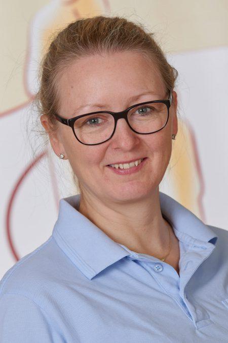 Nicole Jütten, Physio