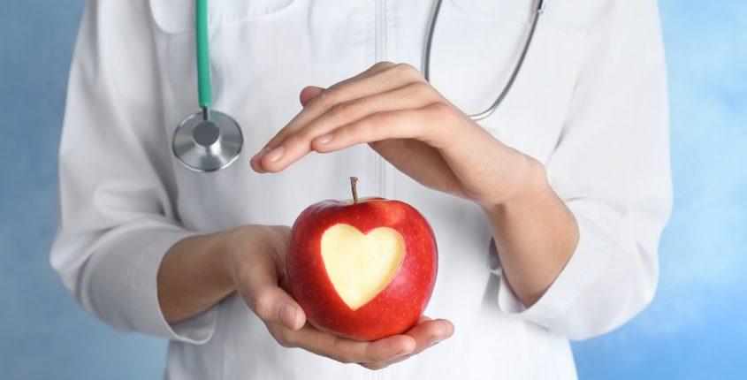 Apfel Herz