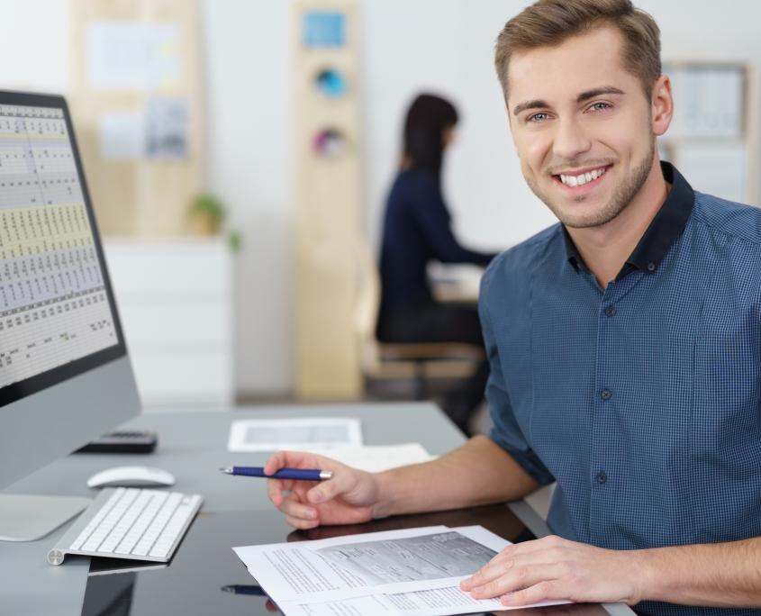 Stelle Job Personal Verwaltung